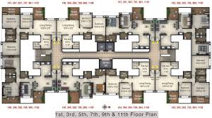 kumar pinakin in baner pune price location map floor plan