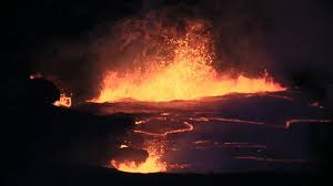 world s largest lava l latest volcanoes and how volcanoes work