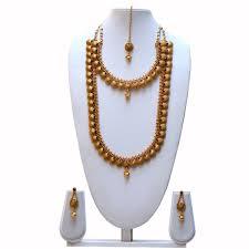 black colour haram designer necklace set cheap artificial