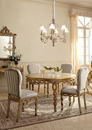 Italian Luxury Dining Room Wood Furniture Andrea Fanfani Italy - Luxury dining room furniture