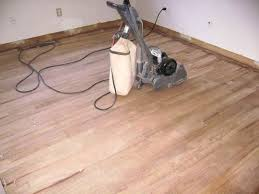 how to refinish hardwood floors part one apartment therapy