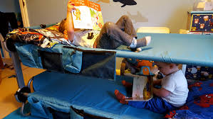 Portable Bunk Beds Review Of Kid O Bunk Both Portable Bunk Bed Or 2 Child Beds