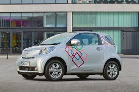 toyota box car toyota iq customised clever cars
