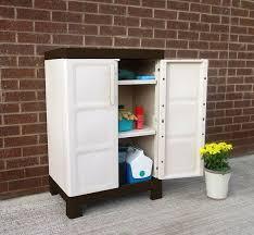 small outdoor plastic storage cabinet outdoor storage cabinet with shelves outdoor storage cabinet