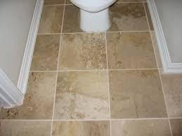 best tile for bathroom floor