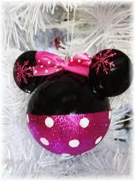 como hacer esferas de navidad de mickey mouse buscar con google
