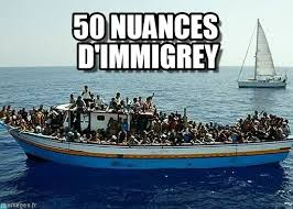 Boat People Meme - 50 nuances d immigrey boat people meme on memegen