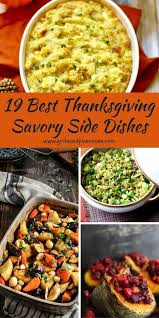 19 best thanksgiving savory side dishes grits and pinecones