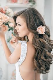 idee coiffure mariage 20 idées coiffures mariage pour cheveux longs algérie360