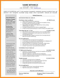 Maintenance Foreman Resume 100 Qa Supervisor Resume Trainee Accountant 2 Cv Sample