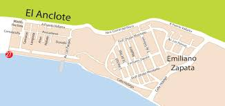 Map Of Puerto Vallarta Mexico by Best Of Nuevo Vallarta Maps