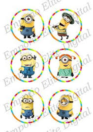 pink version free minion themed party printables craft