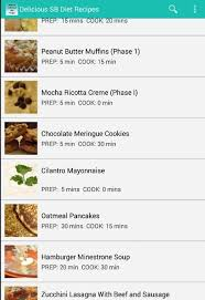 south beach diet recipes android apps on google play