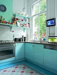 cuisine bleu citron cuisine bleu 25 idées déco cuisine bleue