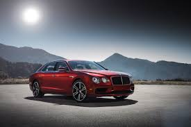 bentley flying spur 2017 a bentley flying spur in los angeles the rake