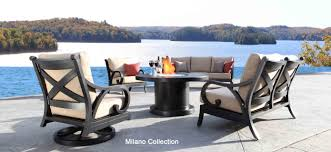 Shop Patio Furniture At CabanaCoast - Outdoor aluminum furniture
