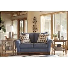 ashley furniture janley sofa 4380738 ashley furniture janley denim living room sofa