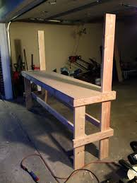 frills workbench steps with pictures