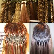 hair extension types everything about hair extensions