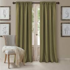 outdoor curtains u0026 drapes window treatments the home depot