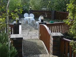 great small backyard deck landscaping garden design ideas with
