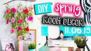 easy diy spring room decor ideas 2016 laurdiy youtube
