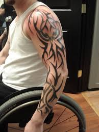 96 excellent tribal tattoos for arm