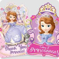 Sofia The First Birthday Decorations Disney Sofia The First Party Ideas