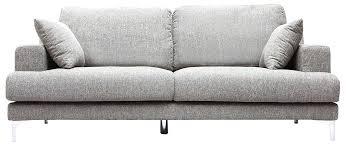 canapé 3 places tissu gris canape gris clair canapac design 3 places tissu gris clair bomen