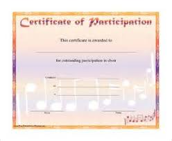 music competition certificate template what is cover letter name