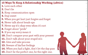 Inspirational Quotes About Love And Relationships by 15 Ways To Keep A Relationship Working Advice 1 Love Each Other