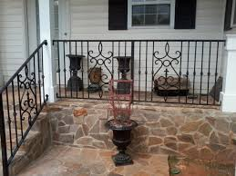 Iron Handrail For Stairs Stairs Outstanding Wrought Iron Handrail Wrought Iron Handrail