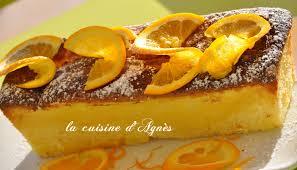 recette de cuisine de chef étoilé cake à l orange de mamie margot la cuisine d agnèsla cuisine d agnès