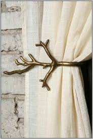 How To Install Curtain Tie Backs How To Attach Curtain Tie Back Hooks Centerfordemocracy Org