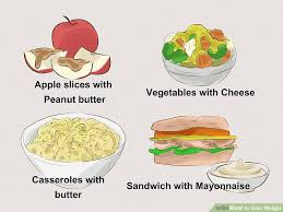 eat n eat more easy how to gain weight 15 steps with pictures wikihow