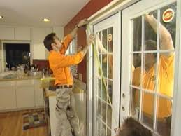French Doors With Opening Sidelights by How To Remove And Replace Exterior French Doors How Tos Diy