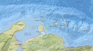 Map Curacao Aruba And Curacao Hit By Earthquake Beaches Of Aruba
