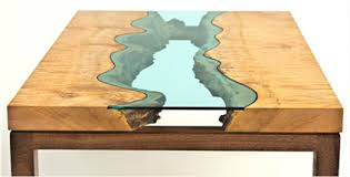 How To Make A Wooden End Table by A River Runs Through It