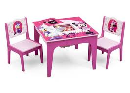 Childs Pink Armchair Kids U0027 Table And Chair Sets Delta Children U0027s Products