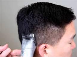 fade haircut how to fade asian hair youtube