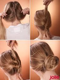 Wundersch E Hochsteckfrisurenen Zum Selber Machen by Frisuren By Einfache Haarknoten Schöne