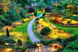 flowers gardens and landscapes 13 of the most beautifully designed flower gardens in the world