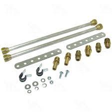 engine oil cooler hose assembly eng oil cooler line hayden 293 ebay