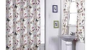 Unique Fabric Shower Curtains Shower Curtain And Window Valance Set Unique Fabric Shower Curtain