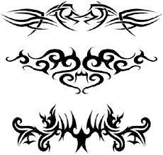 wszystkiego najlepszego z okazji urodzin design tattoo tribal