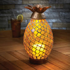 Bedrooms And Hallways by Pineapple Led Lantern