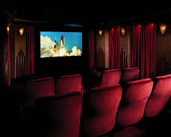 Home Theatre Decorations by Home Theatre Interiors