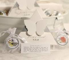wedding seed favors butterfly and garden gifts favors and accessories release