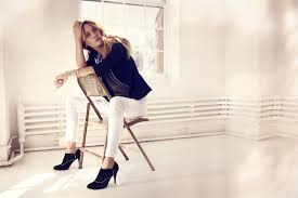 exclusive erin wasson x rockport aw12 campaign fashion
