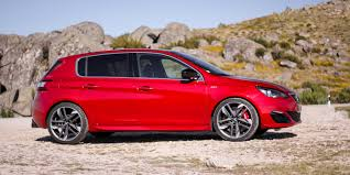 peugeot 308 2016 2016 peugeot 308 gti side exterior preview 6778 cars